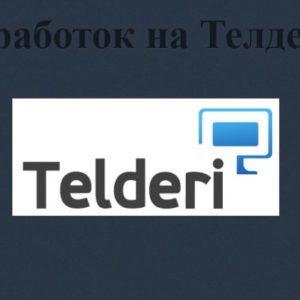 Как заработать 300 000 рублей на Телдери