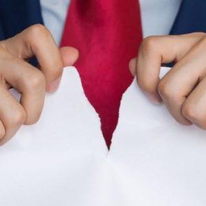 Как расторгнуть договор в одностороннем порядке (образец)