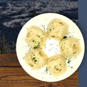 Сайт для горнолыжного кафе «Юрта» в Шерегеш