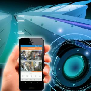 Сайт по установке систем видеонаблюдения и продаже оборудования «Авиор»