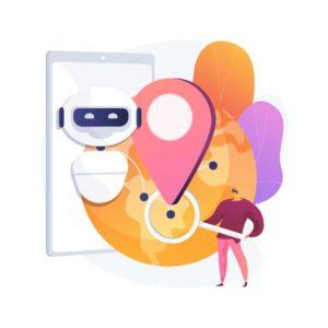 Добавление организации на Google Карту и Навигатор